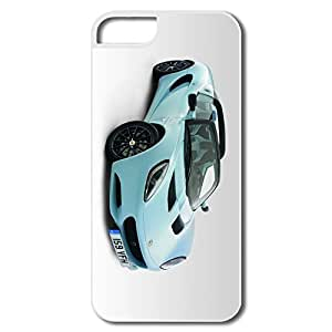 Lotus Non-Slip Case Cover For IPhone 5/5s - Funny Sayings Shell wangjiang maoyi