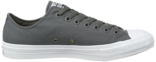 Converse Chuck Taylor All Star Sneaker Ox, Low Top, Thunder/White (11)