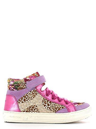 Geox - Zapatillas para niña Violeta