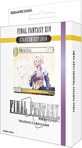 - Final Fantasy TCG Starter Deck XIV Opus 5