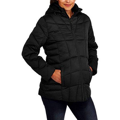 Faded Glory Maternity Puffer Removable product image