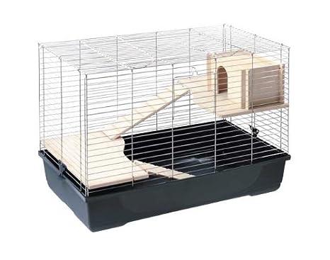 Jaula para roedores MAXI BALDO 120 118 x 59 x 66 cm: Amazon.es ...