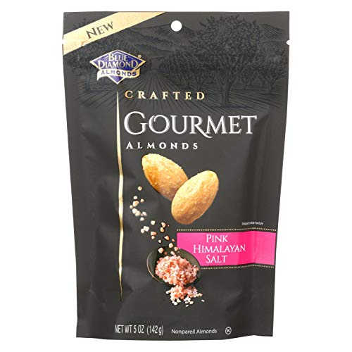 Blue Diamond Almonds, Pink Himalyn Salt, 5 Ounce (Pack of 6)