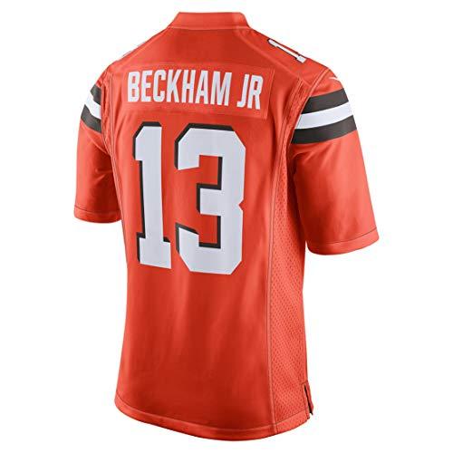 Intuit Fast Youth Odell_Beckham_Jr_13_Orange Fans Replica Jersey Sportswear Custom Football Game Limited Elite Legend Jerseys