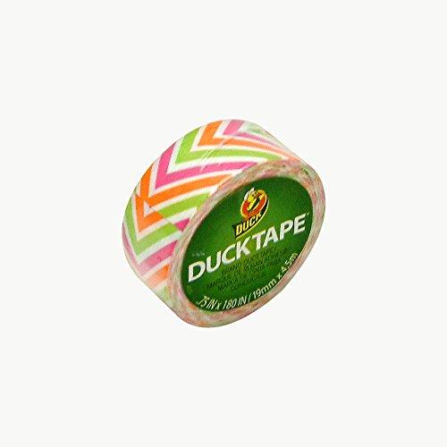 284166 Hearts Duck Brand Ducklings Mini Duct Tape Rolls: 3//4 in x 15 ft.