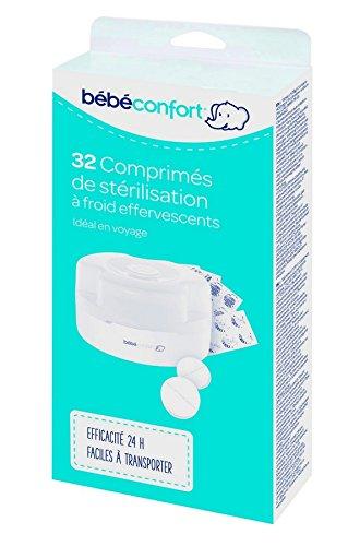 bébé confort 32 Comprimés de Stérilisation Blanc 3103205000