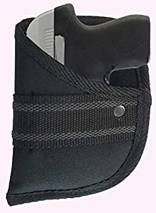 orGUNizer Garrison Grip Custom Fit Woven Pocket Holster Fits Beretta Pico 380 (W2)