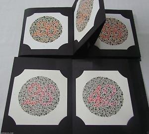 Tathastu Ishihara 38 Plates Healthcare,Lab & Life Science from Tathastu