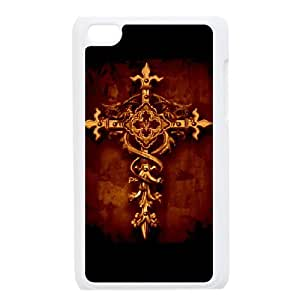 WAKEUP Jesus Christ Cross Customized Phone Case For Ipod Touch 4