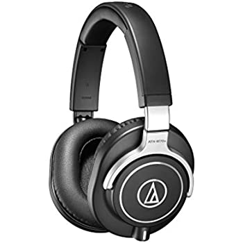 Audio-Technica ATH-M70x Closed-Back Dynamic Professional Studio Monitor  Headphones 76f335bf0a