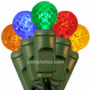 Led Multi Coloured Lights