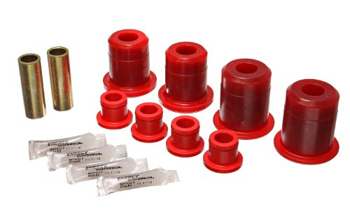 Energy Suspension 4.3161R Rear Control Arm Bushing Set for Cobra IRS by Energy Suspension