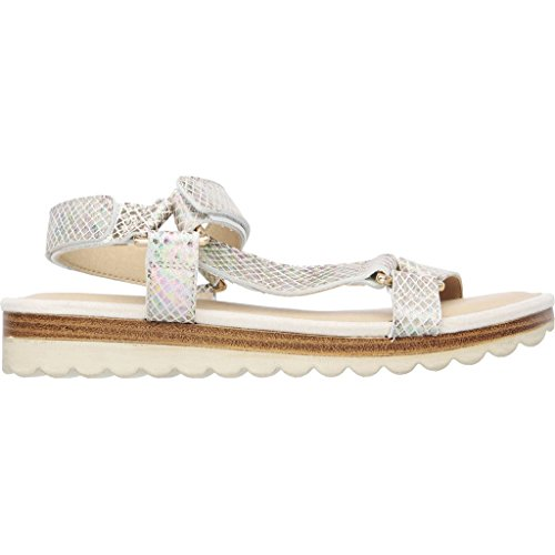 85%OFF Skechers Women's Moon Shadows Ankle Strap Sandal