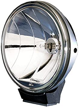 HELLA 1F5 008 273-001 Fernscheinwerfer Rallye 1000 FF rund Anbau links//rechts stehend Halogen 12 //24 V