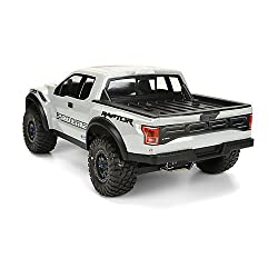 Pro-line Pre-painted Pre-cut 2017 Ford F-150 Raptor True Scale Body (Gray)