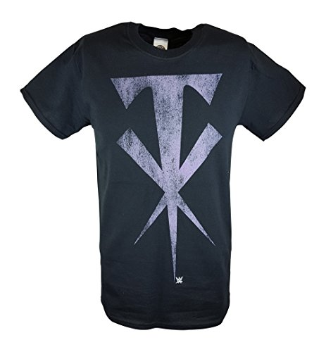 Undertaker Classic TX Logo Mens WWE T-Shirt-L by Freeze