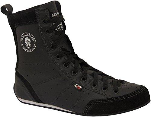 フライトご近所エネルギーDrummer Shoes Black 11 Aquiles Priester Series