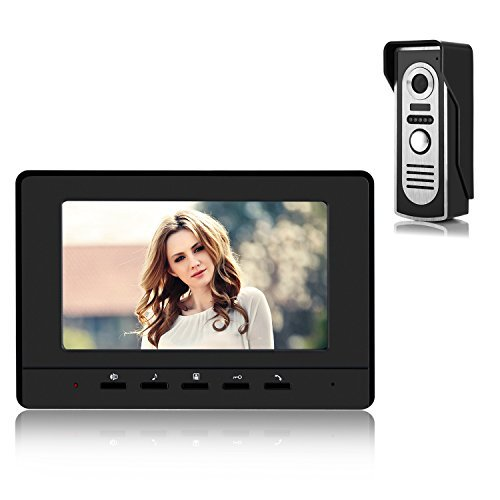 Video Doorbell Phone, YOKKAO Video Intercom Monitor 7