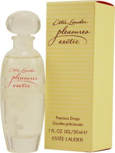 Pleasures Exotic by Estee Lauder for Women. Precious Drop...