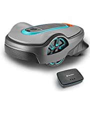 GARDENA SILENO LIFE Robotmaaier voor gazons tot 750 m², Bluetooth-app bedienbaar, Easy-Passage-functie