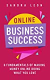 Are you tired of living paycheck to paycheck? Are you ready to BE YOUR OWN BOSS? Meet your online business starter kit.      Inside you'll learn invaluable business lessons that will help you make headway into the online business space, without sp...