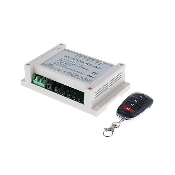 Prettyia-4CH-Wi-Fi-Smart-Switch-4-Gang-Din-Rail-Mounting-Home-AutomationSelf-LockingInterlock-Control-Home-Appliances-Compatible-with-AlexaRemote-Control