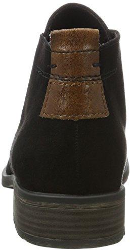 Marco Tozzi 25101, Desert Boots Femme Noir (Black Comb)