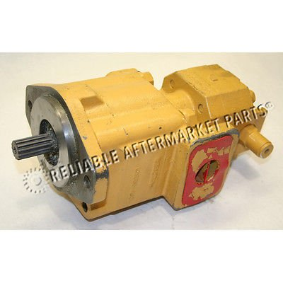 AT164404 New Hydraulic Hyd. Pump for JD John Deere 310D & 315D Backhoe Loader