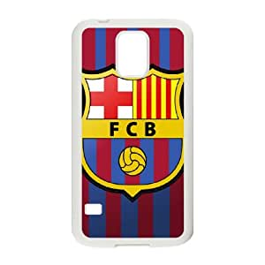 Barcelona Samsung Galaxy S5 Cell Phone Case White Phone cover G2689572
