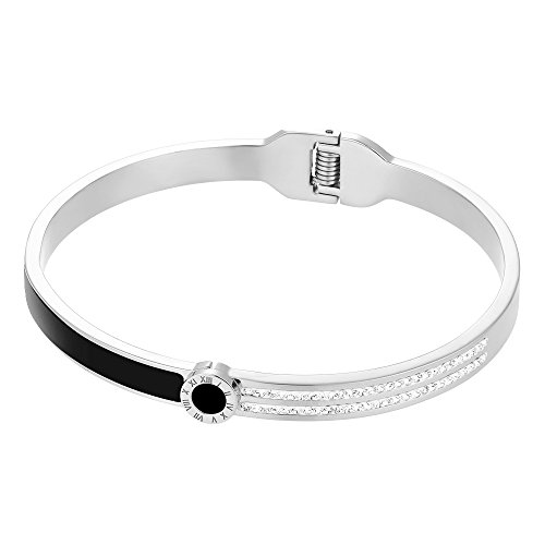BIJOUX BOBBI Non-Tarnishing Premium Quality Marvelous Steel Stainless Steel Bracelet Collections - A4787XO