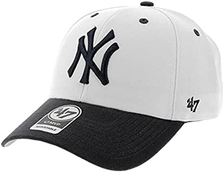Gorra 47 Brand - Mlb New York Yankees Mvp Curved V Struct fit ...