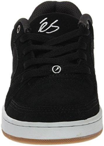 Accel Shoe Slim White Men's ES Skate Black 875TAvPcwq