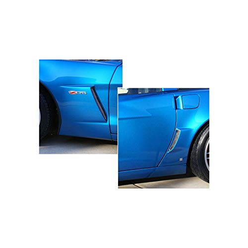 Eckler's Premier Quality Products 25212709 Corvette Paint Protector Set Cleartastic Invisible Z06/Grand Sport