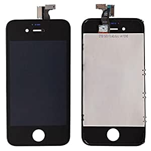 Generic Replacement LCD Touch Screen Digitizer Assembly for iPhone 4s Black