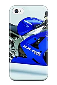 8469256K57994829 Forever Collectibles Ninja Motorcycle Hard Snap-on Iphone 4/4s Case