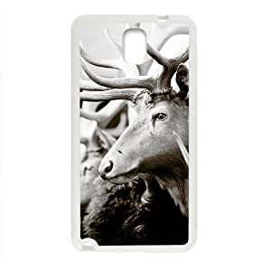 Antelopes White Phone For Case Iphone 5C Cover