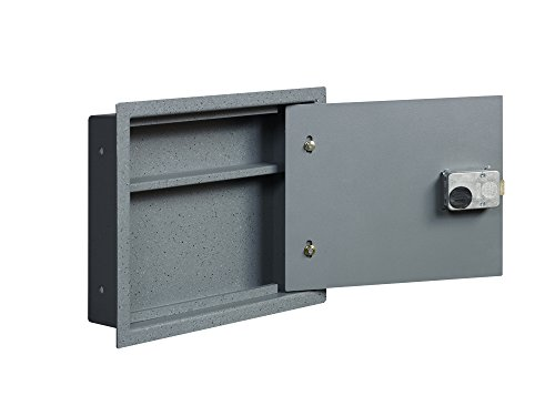Gardall SL4000/F-G-C 4'' Concealed Wall Safe with Mechanical Combination Lock 4'' Grey by Gardall (Image #1)