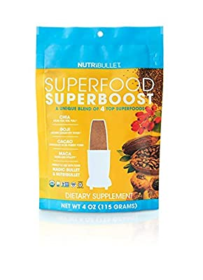 NutriBullet Superfood Super Boost from Magic Bullet