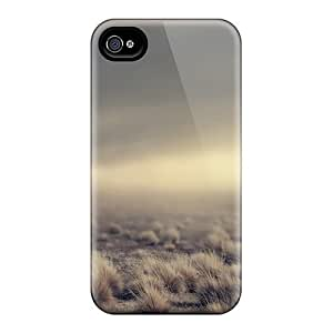 Quality Wade-cases With Desert Bushes Nice Appearance Compatible With Case For Ipod Touch 5 Cover