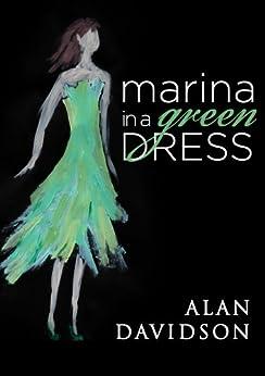 Marina in a Green Dress by [Davidson, Alan]