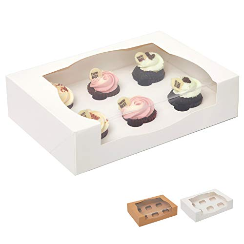 Yotruth Cupcake Boxes