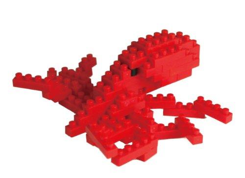 Nanoblock NBC134 Octopus