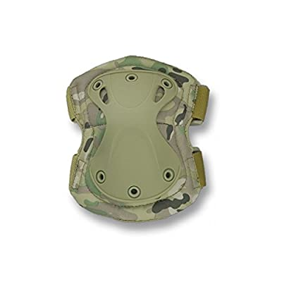 Barbaric - Accessoire Airsoft - Protège - Coudes Multicamo Barbaric