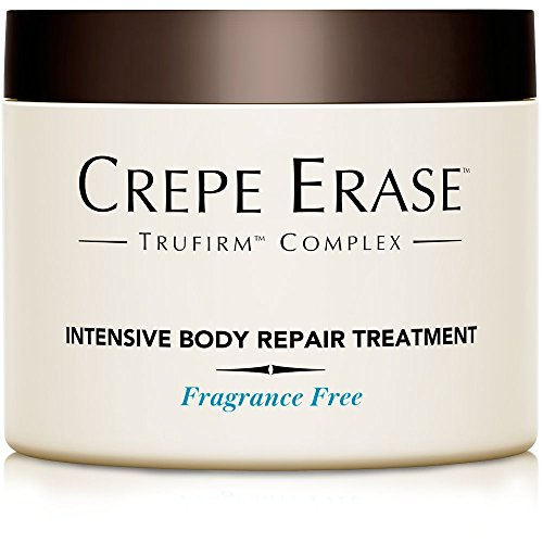 Crepe Erase – Intensive Body Repair Treatment – Fragrance Free – TruFirm Complex – 10 Ounces