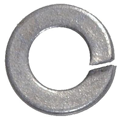 The Hillman Group 811050 Split Lock Galvanized Washer, 1/4-Inch, 100-Pack