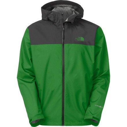 Rain Jacket Arden Green - 1