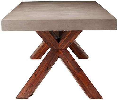 Sunpan Modern Warwick Rectangular Dining Table