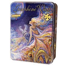 Masterpieces Jigsaw Puzzle Collectible Tin 1000 19.25X26.75-Josephine Wall-Fly Me To The Moon