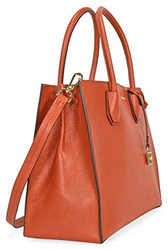 Michael Kors Orange Handbag - 4