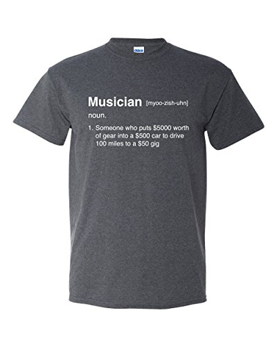 Funny Definition of a Musician